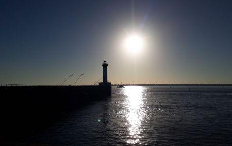 Le GIP Loire Estuaire invité du Cerema - Direction territoriale Ouest - pour une présentation in situ de l'estuaire de la Loire
