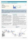 Réalisation de profils hydrologiques