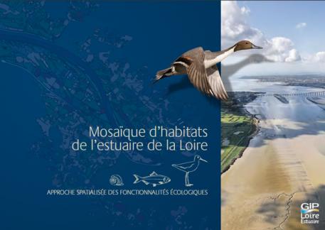 Mosaïque d'habitats de l'estuaire de la Loire
