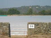 Maraîchage dans le lit de la Loire au niveau de la bouchure n°10 de la levée de la Divatte