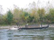Pêche au dideau de l'anguille argentée dans le lot de pêche n°L7