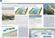 Equilibre du lit de la Loire estuarienne : lancement d'un programme d'actions 2012-2020 (dossier Lettre 14, novembre 2011 - format PDF)