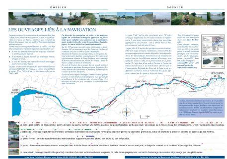 Les ouvrages liés à la navigation (dossier Lettre 5, mai 2004)