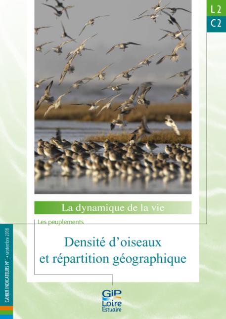 L2.C2 - Densité d'oiseaux et répartition géographique (2008)