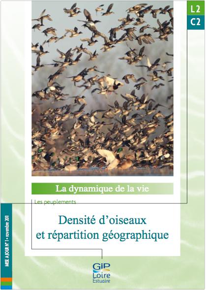 L2.C2 - Densité d'oiseaux et répartition géographique (MAJ 2011)