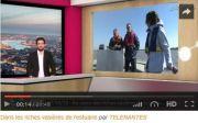 Média : Le reportage de Télénantes sur l'inventaire du Benthos