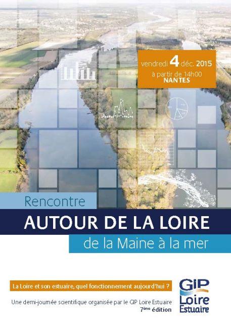 4 décembre 2015 : La Loire et son estuaire, quel fonctionnement aujourd'hui ?