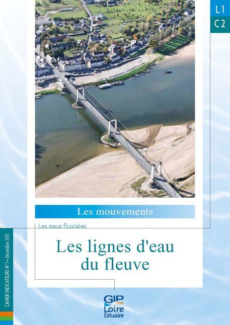 Nouvelle fiche de synthèse : L1C2 - Les lignes d'eau du fleuve