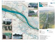Le canal martime de la Basse Loire entre Le Pellerin et Paimboeuf